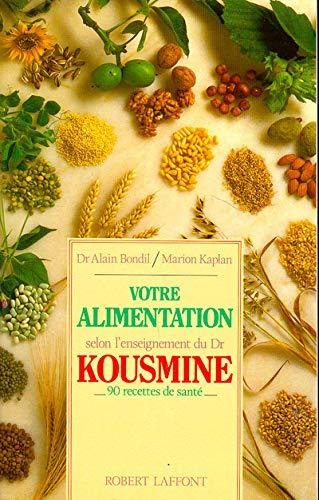 image livre Alimentation selon le Dr Kousmine
