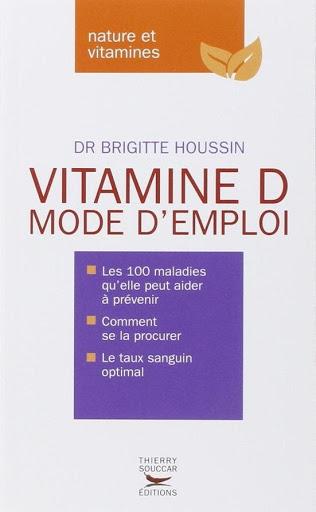 image livre Vitamine D Mode d'emploi