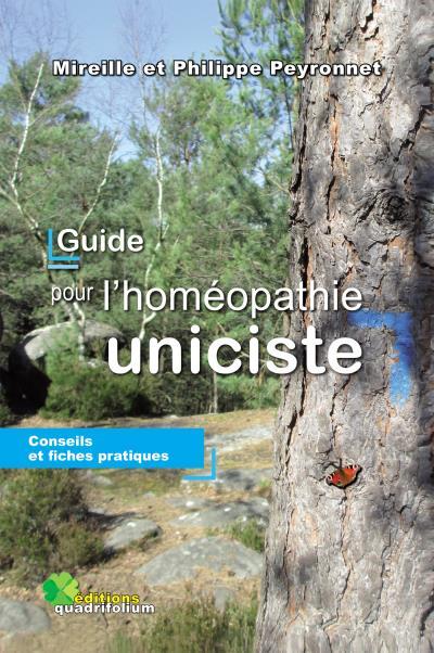 image livre broché Guide-pour-l-homeopathie-uniciste