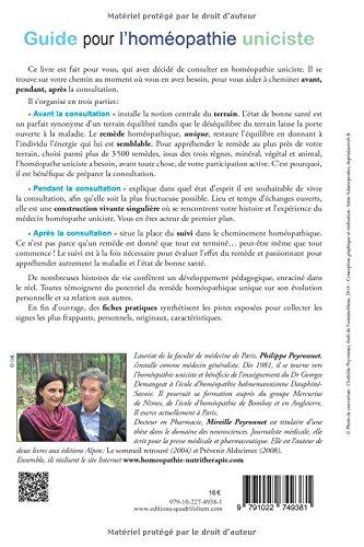 Livre-broché-verso-Guide-pour-lhoméopathie-uniciste