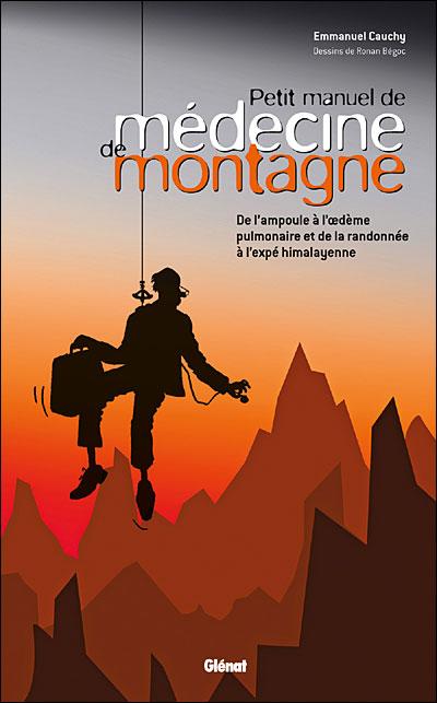 image couverture livre Petit manuel de médecine de montagne